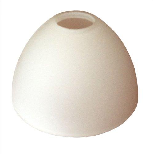 LAMPENGLAS LAMPENSCHIRM E14 OPALFARBIG WEISS G3351-01 NEU