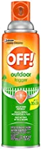 OFF! Outdoor Insect & Mosquito Repellent Fogger, Kills & Repels Insects in an up to 900 sq, ft, area, 16 oz.