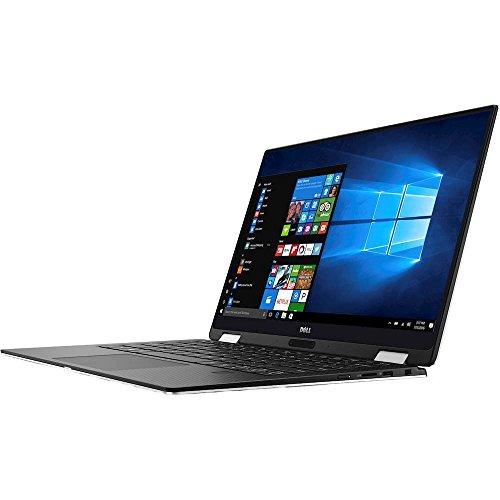 Dell XPS 13 9365 2 en 1 - 13.3' FHD Touch - i7-7Y75 - 8 GB Ram - SSD de 256 GB, color negro