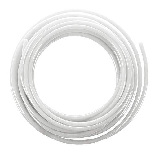 Beduan Pneumatic Tubing Pipe 5/16' OD Clear Air Compressor PU Line Hose Tube for Water Fluid Transfer 12Meter 39.4ft