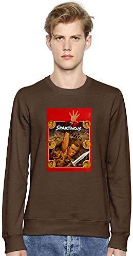 Movie Stars Merchandise Spartacus Unisex Sweatshirt Men Women Stylish Fashion Fit Custom Apparel by Medium