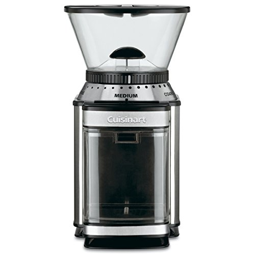 Cuisinart DBM-8C Supreme Grind Automatic Burr Mill,Silver