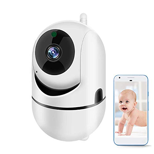 1080P HD Dog Camera with Phone App,Baby Monitor with Camera and Audio,...