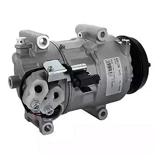 Compressore climatizzatore aria condizionata 9145374925168 EcommerceParts per costruttore: QUALITY, ID compressore: 6SEU16C, Puleggia-Ø: 105 mm, N° alette: 5, Tensione: 12 V