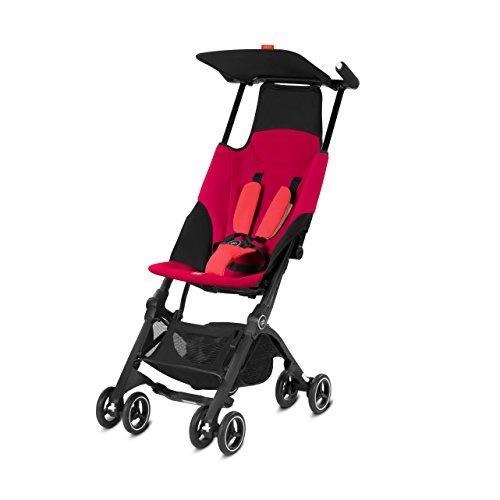 Gb Pockit - Silla de paseo (0-17 kg, 6 meses-4 años), color...