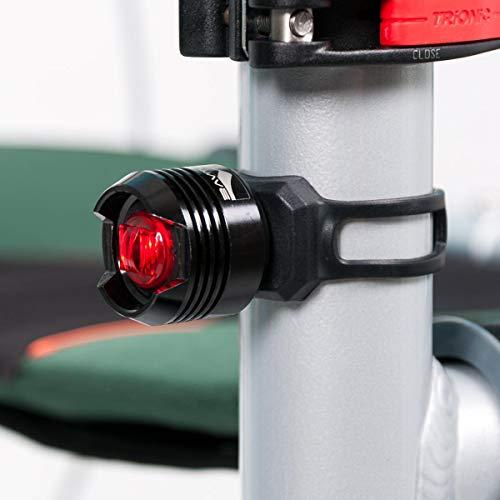 Trionic Veloped LED Rückleuchten schwarz