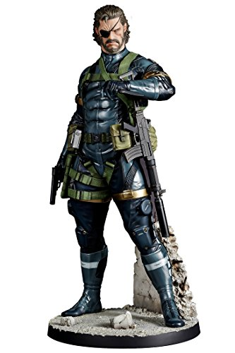 Metal Gear Solid 5 Ground Zeroes - Snake [Gecco][Importación Japonesa]