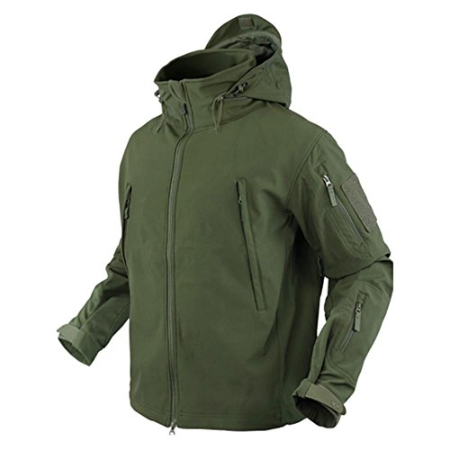 Condor Summit Zero Men's Lightweight Soft Shell Jacket - Olive Drab / Large