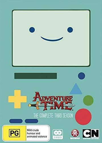 Adventure Time: The Complete Third Season (2 Dvd) [Edizione: Stati Uniti]