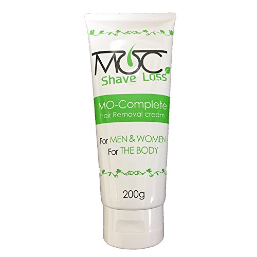 Mo-Complete モーコンプリート 除毛 脱毛クリーム リムーバークリーム メンズ レディース 200g