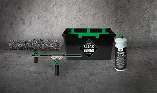 UNGER Black Series Fensterreinigungsset *Limited Edition*