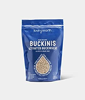 Loving Earth Organic Activated Buckinis Buckwheat Cereal 950 g