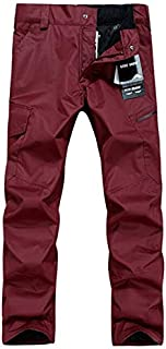 BEESCLOVER 2016 New Genuine Snow ski Pants Men Veneer Snowboard Pants Double The Breathable Windproof ski Pants for Men