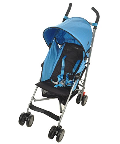 Lowest Prices! Maclaren Triumph Stroller, Ocean/Black
