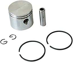 JRL 41mm Piston Kit w Rings Part To Fit Poulan Partner Chainsaw 220 221 260 350 351