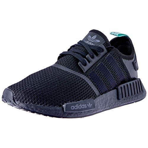 adidas NMD_R1 W, Scarpe da Fitness Donna, Nero (Negbás/Negbás/Mencla 000), 36 EU