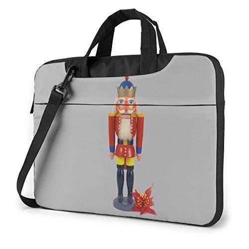 Laptop Sleeve Case, Notenkraker Soldaten Aktetas Messenger Notebook Computer Bag 15.6 Inch