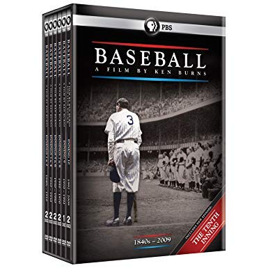 Read About Baseball: A Film by Ken Burns (Special Box Set)