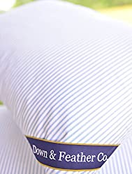 Original Firm Hypoallergenic Feather Pillow Review