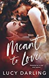 Meant to Love (Meant To Series Book 1)
