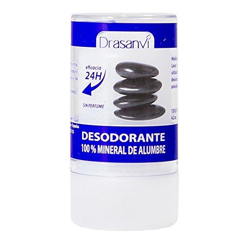 Drasanvi Desodorante Natural de Mineral de Alumbre 120 g
