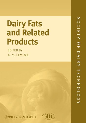 Dairy Fats and Related Products (Society of Dairy Technology Series)