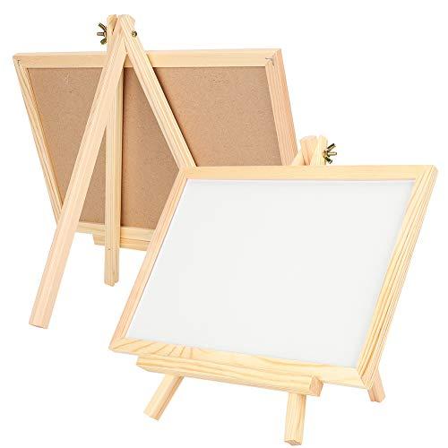 Faltbar und Protable, Schreibtafel, mit 2 Halterungen, Lehrmittel