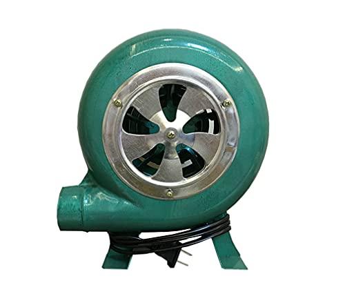 Yx-outdoor Soplador eléctrico centrífugo 220V, Condensador de rodamiento de Doble Cara, Suministros de Accesorios para Barbacoa al Aire Libre, soplador de Chapa de Hierro para el hogar,40W