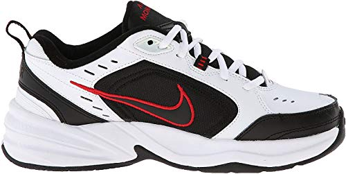 Nike Air Monarch Iv Mens 415445-101 Size 10.5 White/Black