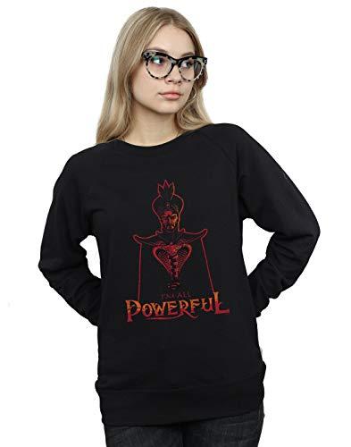 Disney Mujer Aladdin Movie Jafar All Powerful Camisa De Entrenamiento