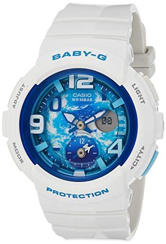 Relógio Casio Baby-G Anadigi Feminino BGA-190GL-7BD