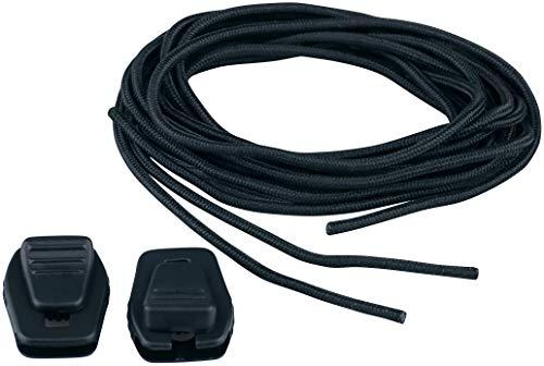 MESLE Wakeboard Tanka-Lace Set, 4 Schnürsenkel und Kordelstopper für 2 Paar Wakeboard Bindungen