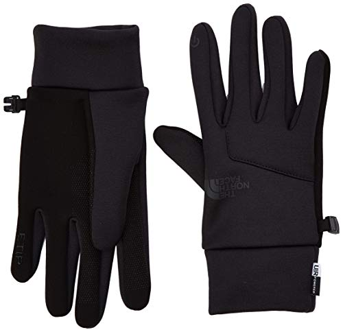 The North Face M Etip Hardface Glov Homme, TNF Black HTHR, FR : L (Taille Fabricant : L)