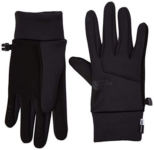 The North Face M Etip Hardface Glov Gloves Uomo, Uomo, Guanti, 3M5G, TNF BLACK HTHR, S