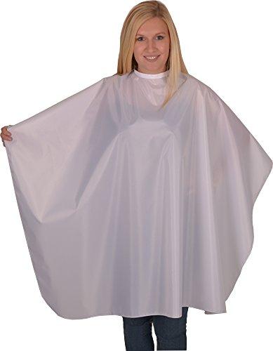 Solida Cape de lavage et de teinture Blanc