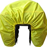 Roswheel Bike Rear Rack Bag Rain Cover, Waterproof Rain Cover for Bike Pannier Bag