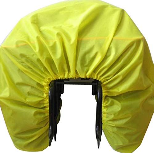 Roswheel Fahrrad-Gepäckträgertasche, Regenschutz, wasserdichte Regenhülle für Fahrradgepäcktasche