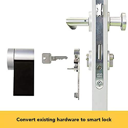 Nuki Smart Lock 2.0 – Apple HomeKit – Amazon Alexa – Google home – IFTTT – Elektronisches Türschloss - 7