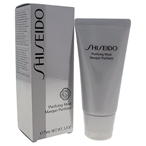 Shiseido Generic Skincare Women, Purifying Mask, 1er Pack (1 x 75 ml)