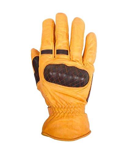 Helstons Michi Winter Handschuhe Gold/Brown (10)