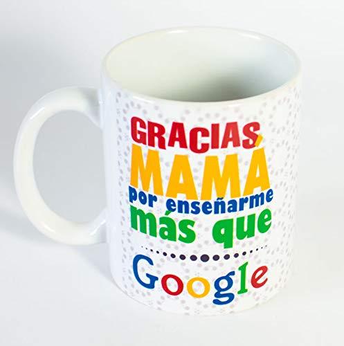 Taza Mamá Google