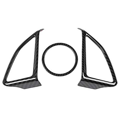 Shumo Carbon Interieur Lenkrad Bezug Verkleidung für Camaro 2016-2017