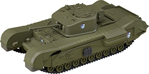Girls und Panzer Das Finale Nendoroid More Vehicle Churchill MK. VII 22 cm Good