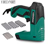 VONROC Electric stapler / nailer - 1000 staples and 1000 nails included