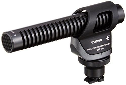 Canon DM-100 Micro directionnel ...