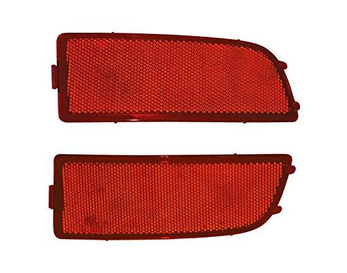 Noir-Rouge Sitzbezüge pour Mercedes Benz Sprinter 2005 Siège-auto référence Set 1+2