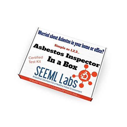 Asbestos Inspector in a Box (2-3 Day Results) NVLAP...