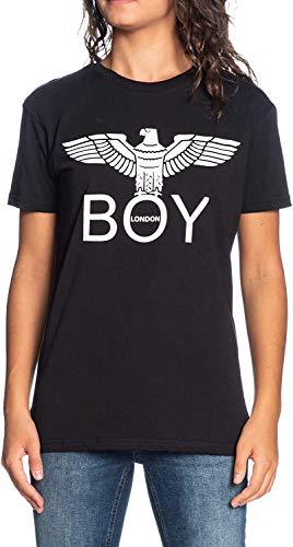 BOY LONDON T Shirt a Manica Corta Donna Fuxia