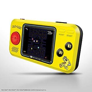 BIONIK Pac-Man Pocket Player - Yellow (DRMDGUNL3227) (B07GLF2JDK)   Amazon price tracker / tracking, Amazon price history charts, Amazon price watches, Amazon price drop alerts