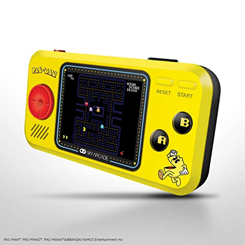 My Arcade - Pac-Man Pocket Player Portable Gaming System